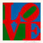 Love, By Artist Robert Indiana