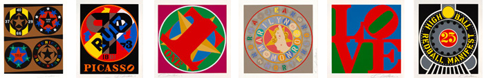 Robert Indiana Preview